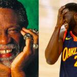 NBA – Bill Russell, 87 ans, envoie un tacle à Draymond Green !