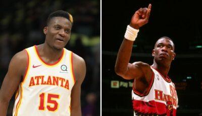 NBA – Clint Capela pulvérise les compteurs et imite Dikembe Mutombo !