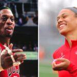NBA – La fille de Dennis Rodman régale pour sa première… et le tacle