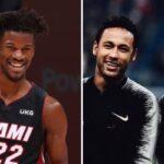NBA – Jimmy Butler envoie un message à Neymar et Mbappé !