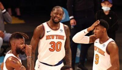 NBA – L'incroyable erreur qu'ont failli commettre les Knicks
