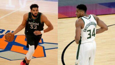 NBA – Le rôle inattendu de Giannis auprès… de Karl-Anthony Towns !