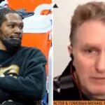 NBA – L'ennemi de KD dans la récente polémique craque et fond en larmes
