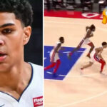 NBA – L'incroyable passe de Killian Hayes qui choque les USA !