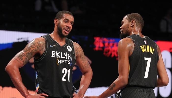 La star NBA des Brooklyn Nets, Kevin Durant, a réagi au départ en retraite de son coéquipier, LaMarcus Aldridge, avec une anecdote touchant sur leur relation