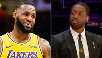 NBA – LeBron et Gobert réagissent à la masterclass de D-Wade !