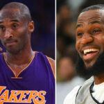 NBA – LeBron explosé de rire devant une vidéo de Kobe