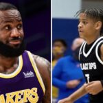 NBA – LeBron bluffé devant les exploits de Kiyan Anthony, le fils de Carmelo !