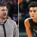 NBA – « Luka Doncic devrait s'inspirer d'Emoni Bates ! »