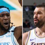 NBA – Pourquoi les Lakers ne veulent pas faire jouer Harrell et Gasol ensemble