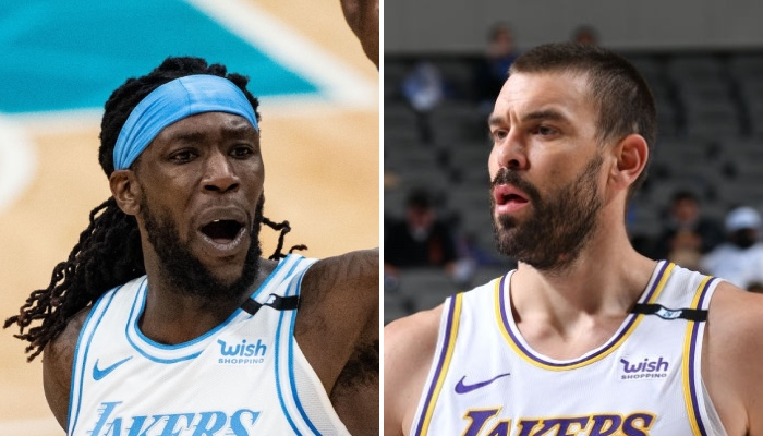 L'intérieur NBA des Los Angeles Lakers, Montrezl Harrell, a réagi aux propos polémiques de son coéquipier espagnol, Marc Gasol, au sujet de la rotation des pivots dans la franchise