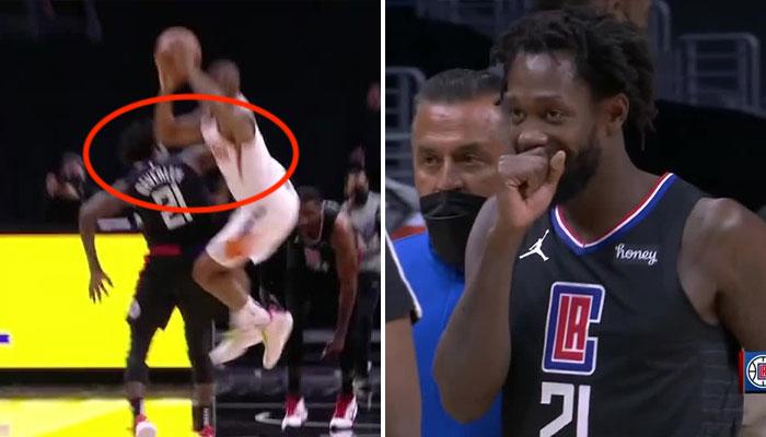 NBA Pat Beverley expulsé après une faute honteuse sur Chris Paul