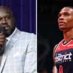 NBA – Shaq donne son avis cash sur la polémique Westbrook