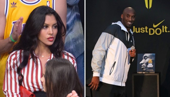 La veuve de la légende NBA des Los Angeles Lakers Kobe Bryant, Vanessa, a effectué un gros reproche à l'ancien équipementier de son défunt mari