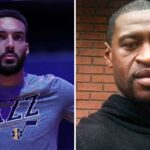 NBA – Le message cruel de vérité de Rudy Gobert sur le procès George Floyd