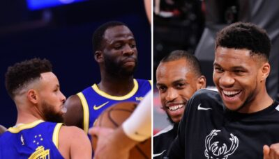NBA – Après les Lakers, le Twitter des Bucks ridiculise les Warriors