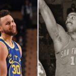 NBA – Stephen Curry réagit à son incroyable record all-time