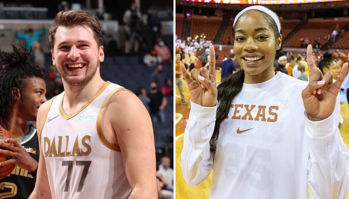 La star NBA des Dallas Mavericks, Luka Doncic, a provoqué le buzz via sa réponse à la N°1 de la Draft WNBA 2021, Charli Collier, sélectionnée par les Dallas Wings