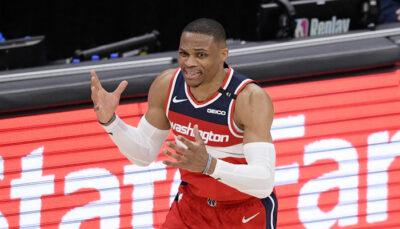 NBA – Nouvel exploit monumental de Russell Westbrook, en passe de tout rafler !