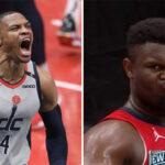 NBA – Grosse polémique entre Westbrook et Zion, l'ancien MVP répond cash !