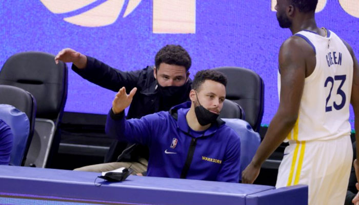 Rechute possible pour Steph Curry ? NBA