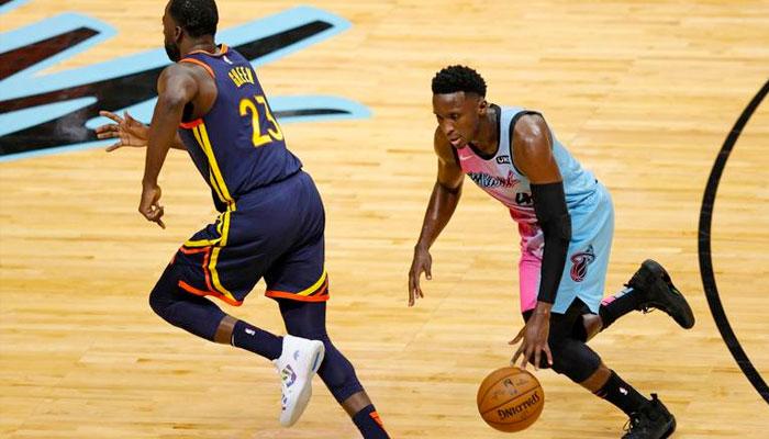 Débuts très compliqués pour Victor Oladipo avec le Heat NBA