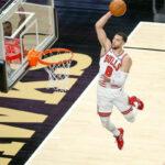 NBA – Zach LaVine sort une mi-temps hallucinante, la 3ème plus folle du siècle !