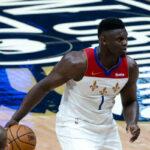 NBA – Zion tape 2 records en carrière et frôle un autre vieux de 40 ans !