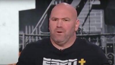 UFC – Dana White révèle la maladie chronique dont souffre Conor McGregor !