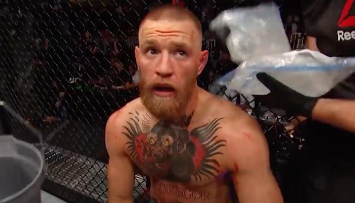 Conor McGregor show lors du combat face à Nate Diaz