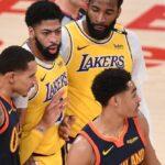 NBA – Le trash-talking épicé d'Anthony Davis face aux Warriors révélé