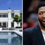 NBA – Anthony Davis achète un manoir de fou furieux !
