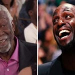 NBA – Le troll sauvage de Kevin Garnett sur Bill Russell durant son discours Hall of Fame