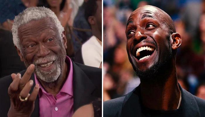 NBA KG a salement trollé Bill Russell
