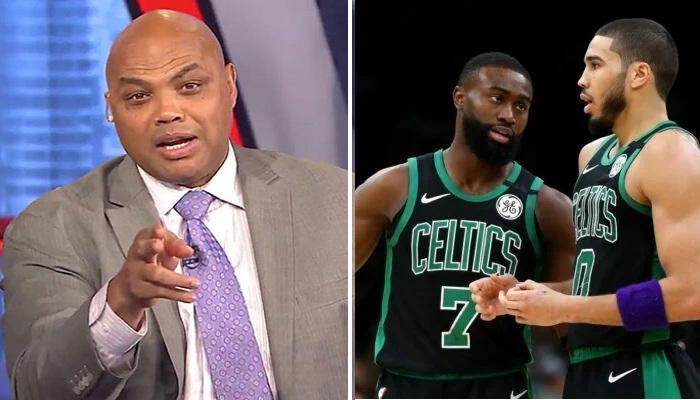 NBA Charles Barkley dégomme Boston