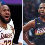 NBA – « Les Lakers n'auront ni CP3 ni Westbrook, voilà les 2 autres qu'ils doivent viser »