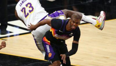 NBA – Le statut de Chris Paul pour le Game 3 connu !
