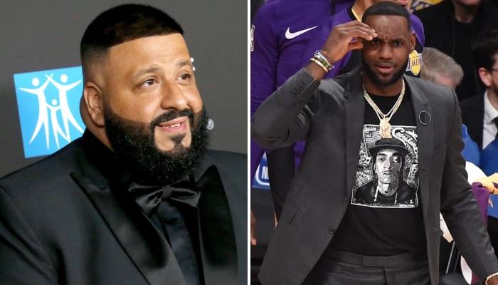 DJ Khaled a fait le buzz avec une image déconcertante sur les réseaux sociaux