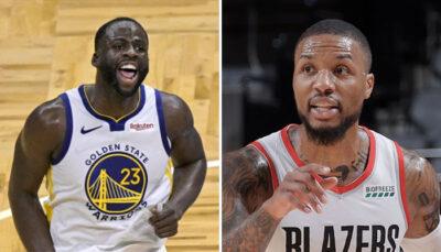NBA – Damian Lillard recrute Draymond Green après l'élimination !