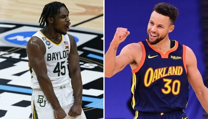 Davion Mitchell pourrait être la cible n°1 des Warriors à la Draft NBA