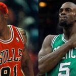 NBA – Kevin Garnett révèle une histoire épique sur Dennis Rodman !