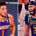 NBA – La réaction de Devin Booker aux accusations d'Anthony Davis