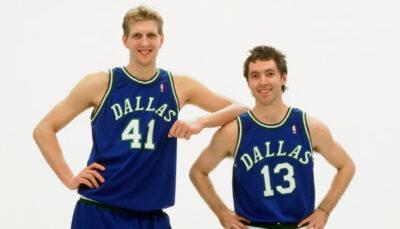NBA – Des photos très embarrassantes de Nash et Nowitzki refont surface