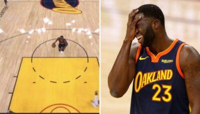 NBA – Draymond Green humilié par les internautes pour son buzzer beater raté