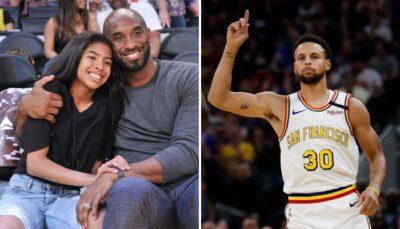 NBA – Les tenues sublimes des Warriors pour les 15 ans de Gigi, Curry ému