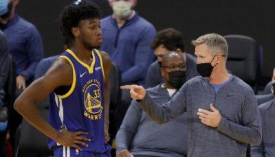 NBA – La mise au point des Warriors sur le futur de James Wiseman
