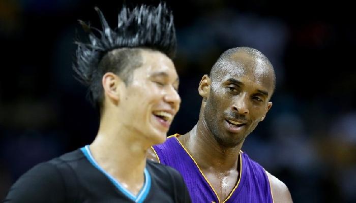 Jeremy Lin a accusé Kobe Bryant de faire perdre les Lakers en tirant trop souvent