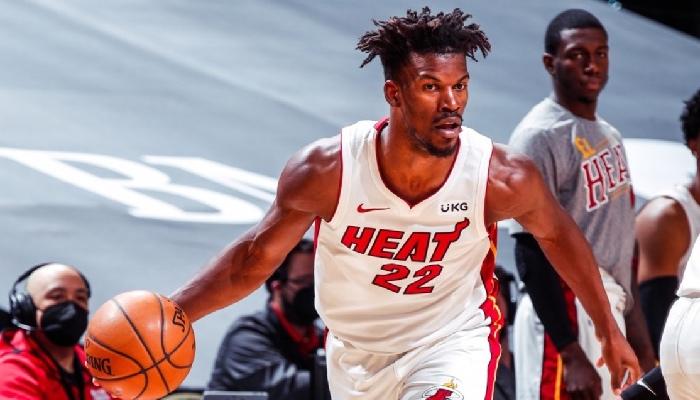 Jimmy Butler prie pour une qualification du Heat en playoffs