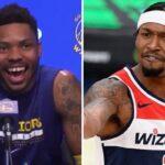 NBA – Un Warrior craque et envoie un tacle honteux à Bradley Beal