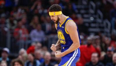 NBA – Les Warriors teasent la date du retour pour Klay Thompson !